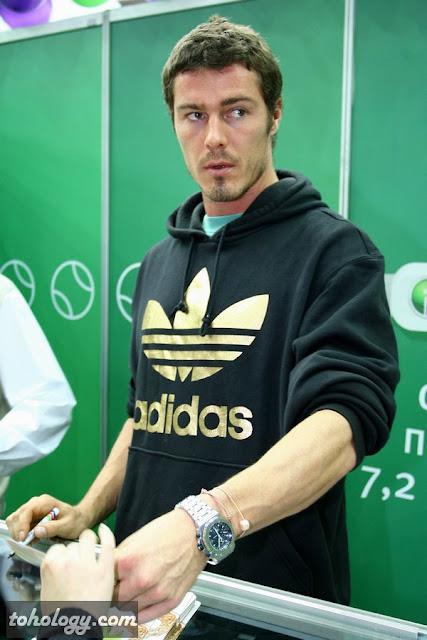 Марат Сафин Marat Safin (St. Petersburg Open 2008)