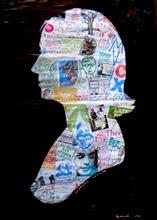 PLANET SUSANNIA / mail art