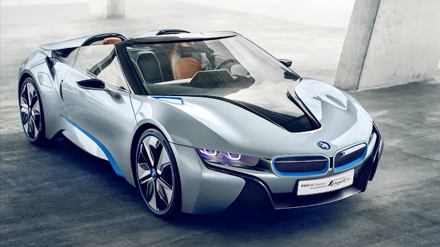14445-BMW i8 Spyder Concept Car HD Wallpaperz