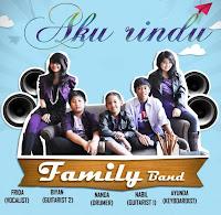 Family Band. Aku Rindu