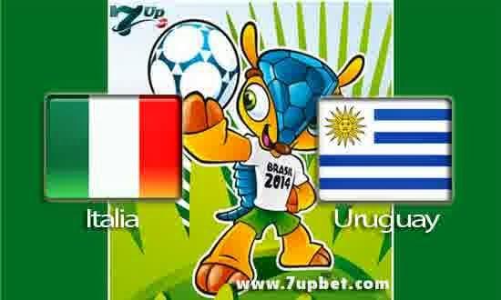 Ulasan Laga Terakhir Group D : Italia Versus Uruguay