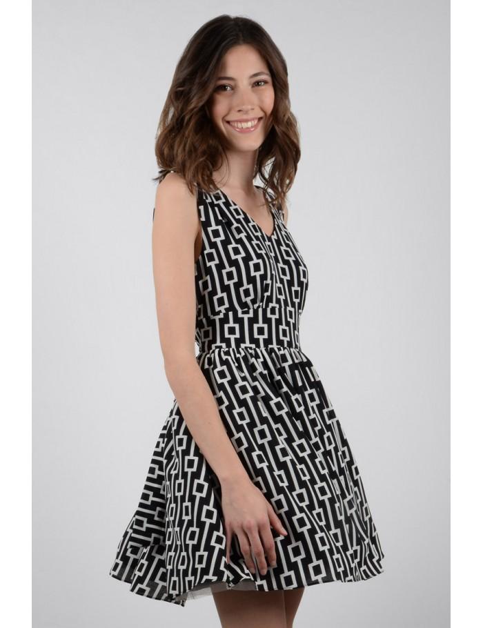 New! Νεανικο αερινο φορεμα μουσελινα !
