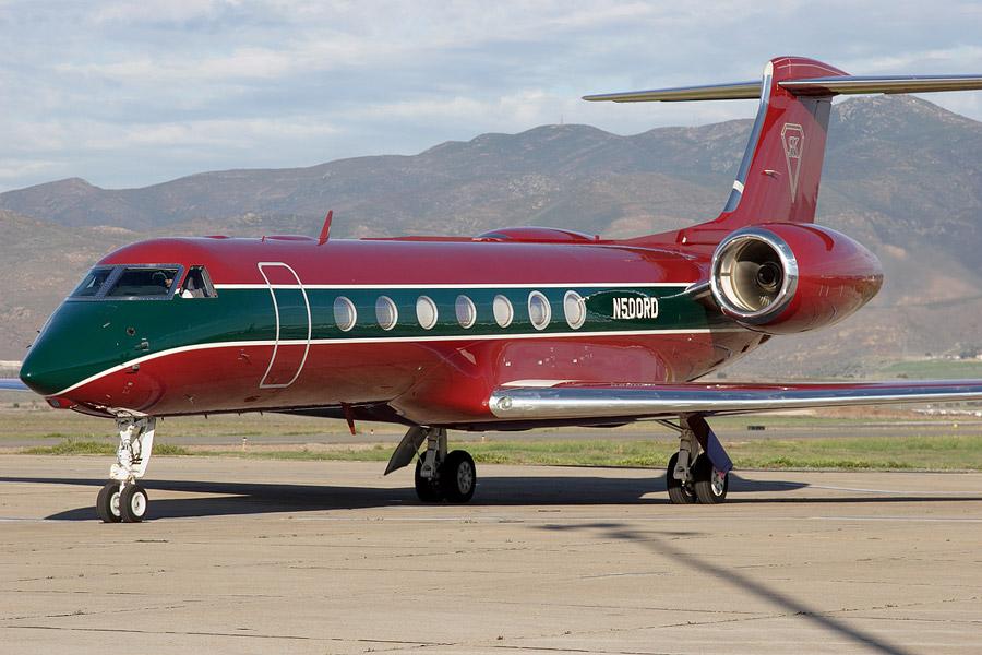 Jet Airlines Gulfstream G500