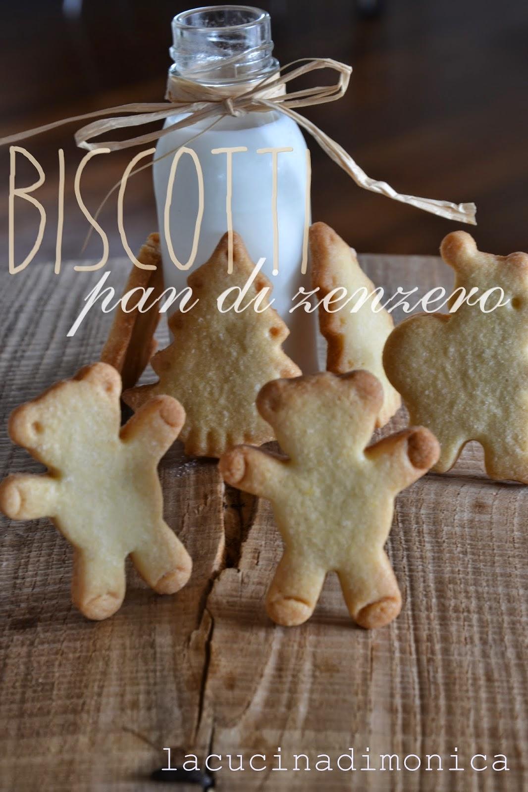 biscotti pan di zenzero ....e che natale sia....