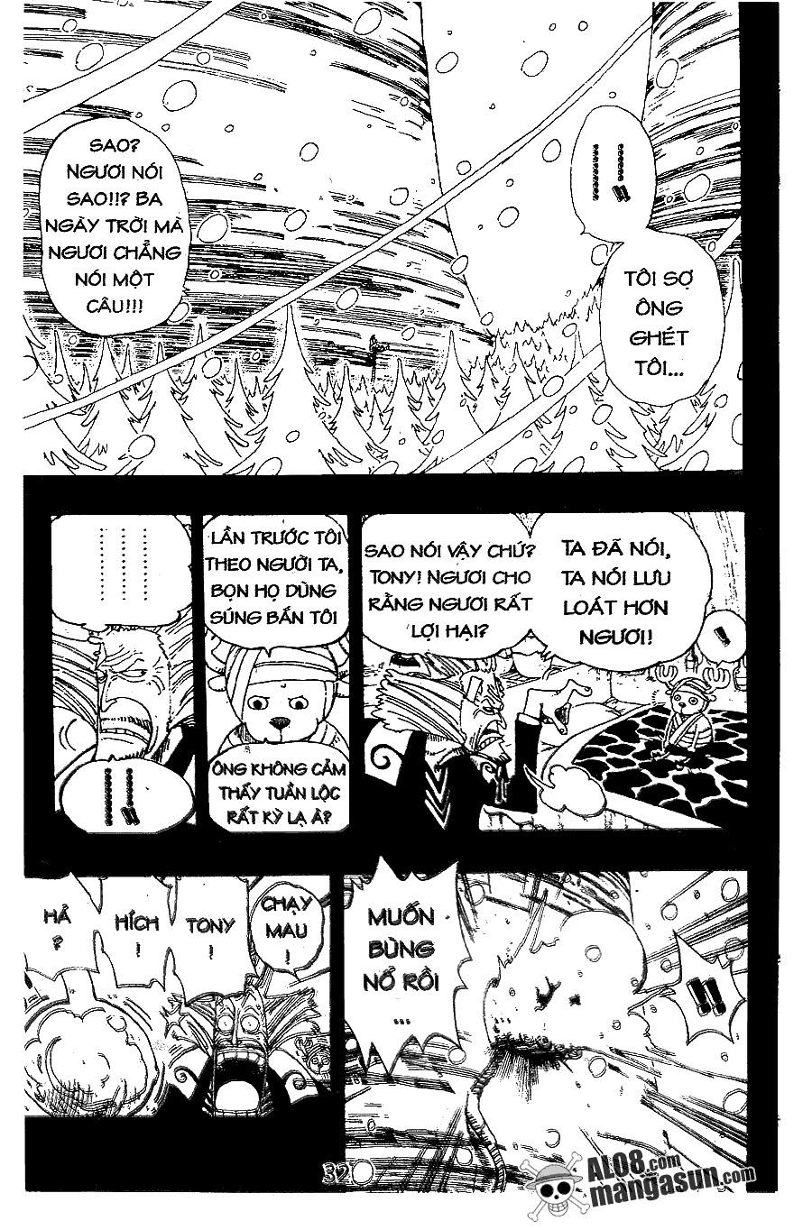 Đảo Hải Tặc chap 142 - Trang 2