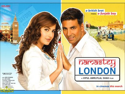 Namastey London movie