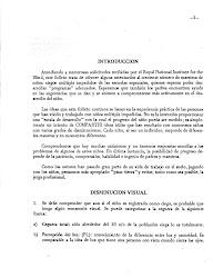 """""""GUÍA PARA PROFESORES Y PADRES DE NIÑOS CON DISCAPACIDAD VISUAL Y DIFICULTADES ADICIONALES"""""""