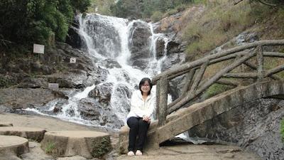 Dalat cascade
