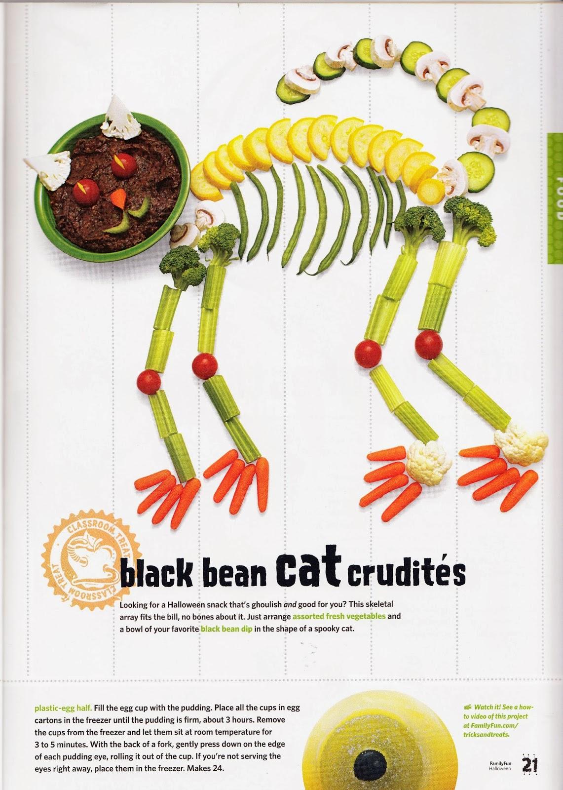 disneys family fun magazine 2011 countdown to halloween blogoween - Family Fun Magazine Halloween Crafts