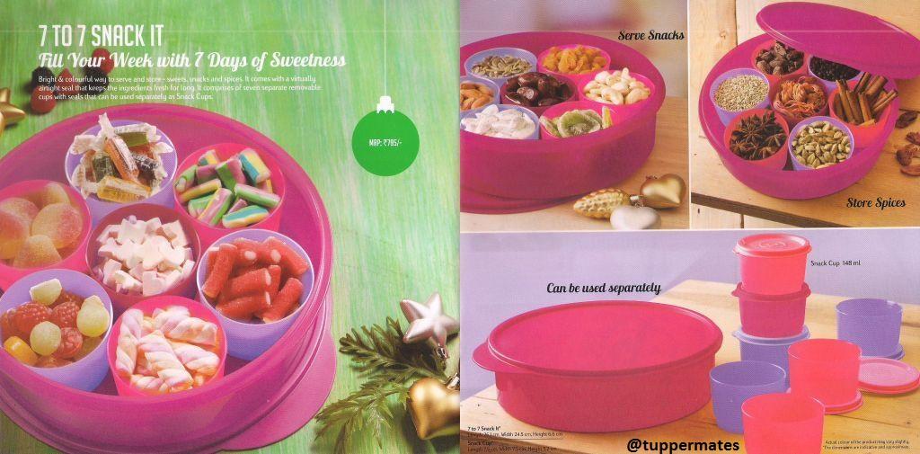 Tupperware - Greater Noida: Tupperware Flyer December 2015
