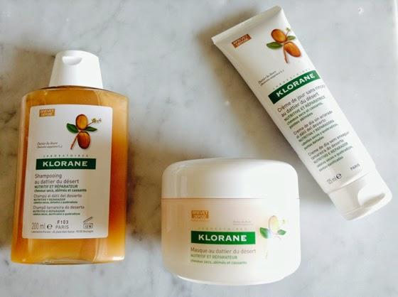Klorane, tratamiento para cabellos secos @blocdemoda
