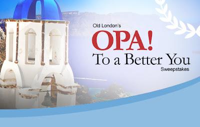 OPA Sweepstakes