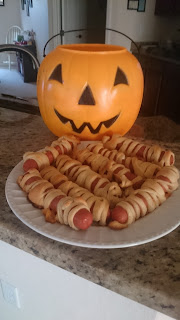 Pillsbury Mummy Dogs