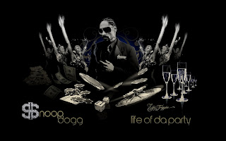 Snoop Dog Life of da Party HD Wallpaper