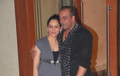 Sanjay_and_Manyata_FilmyFun.in
