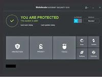 BitDefender Internet Security 2015 Full Version