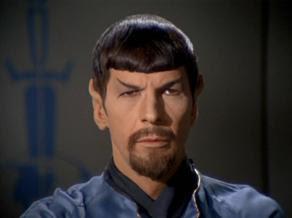 Spock (LN 1931-2015 LLAP)