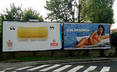 pubblicità monza
