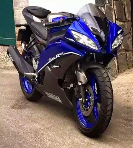 gambar modifikasi Yamaha 15 jadi R6