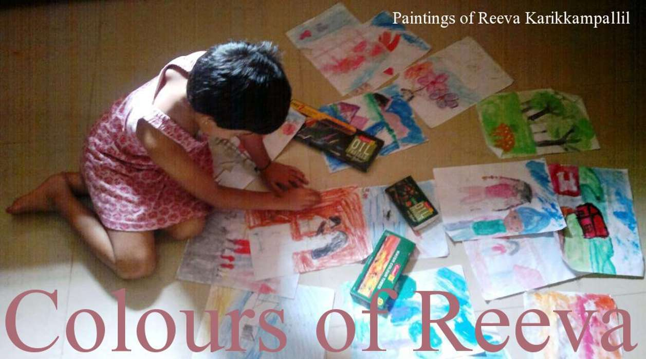 Colours of Reeva