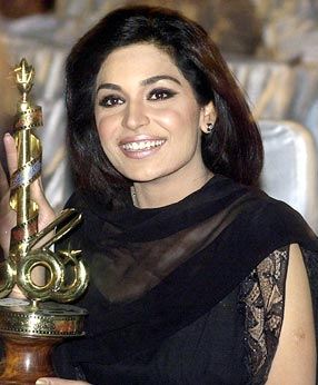 Meera is a film actress from Pakistan.