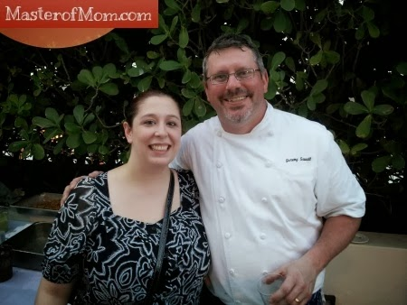 chef jeremy sewall at oyster bash