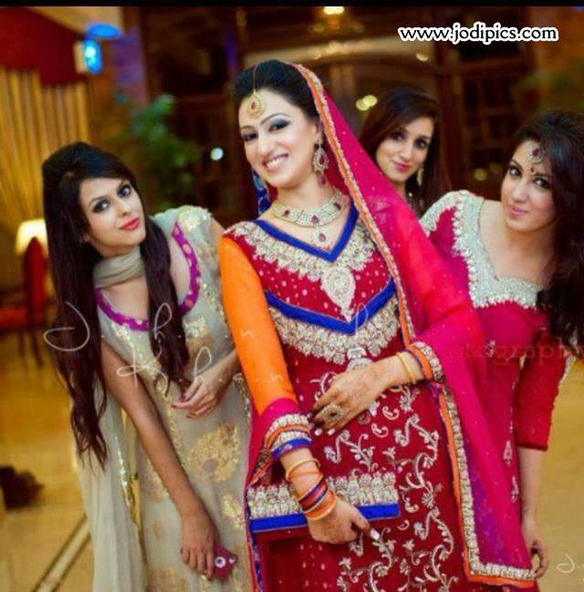 Dulhan Sharara - Bridal Sharara 2014   Dulha Dulhan Pics ...