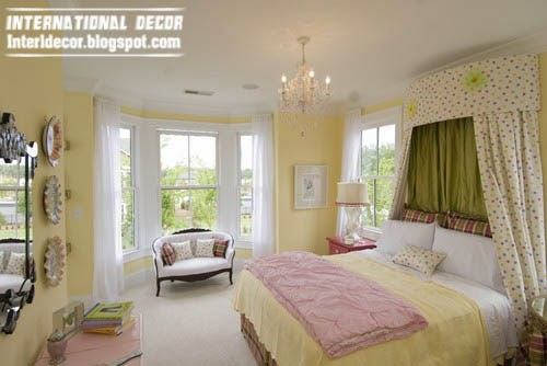 yellow lemon colors,small bedroom colors, yellow bedroom