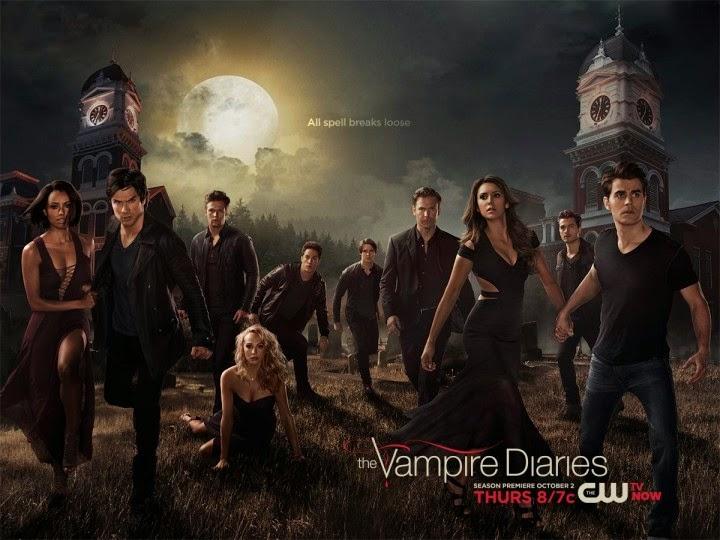 """The Vampire Diaries Season 6 Episode 10 """"Christmas Through Your Eyes"""""""