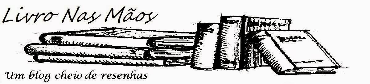 Livro Nas Mãos