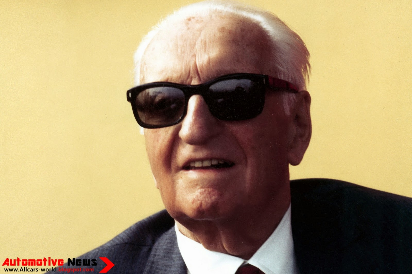 Automotive News Enzo Ferrari Founder Of Ferrari