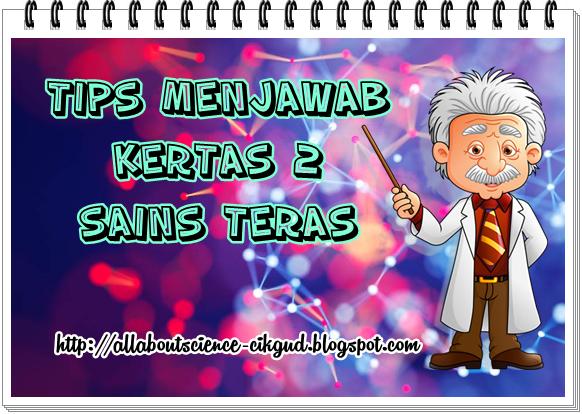TIPS MENJAWAB KERTAS 2