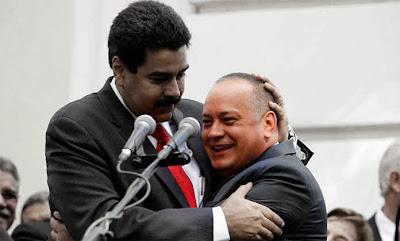 Maduro y Diosdado | Copolitica