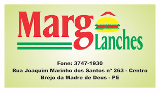 Margô Lanches.