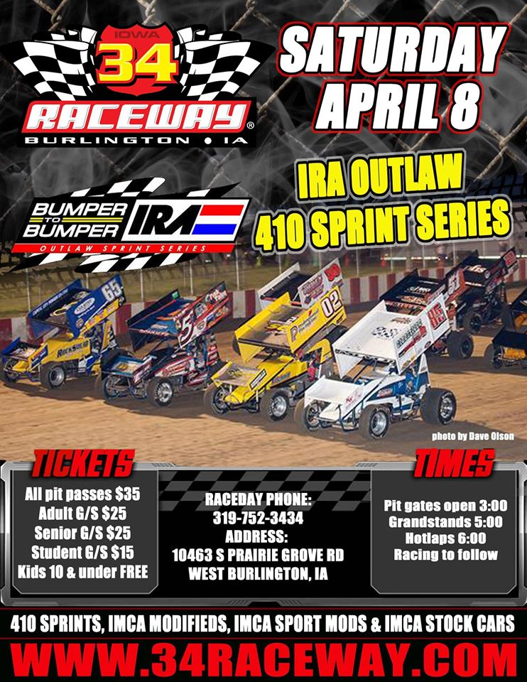 The Return of the IRA Sprint Cars