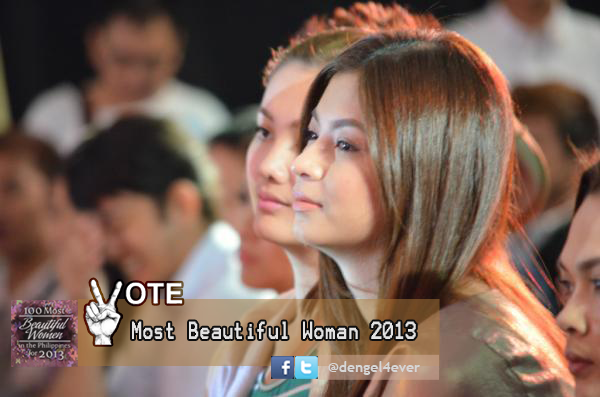 Astounding Angel Locsin For Most Beautiful Woman Of 2013 Dennis Trillo And Short Hairstyles For Black Women Fulllsitofus