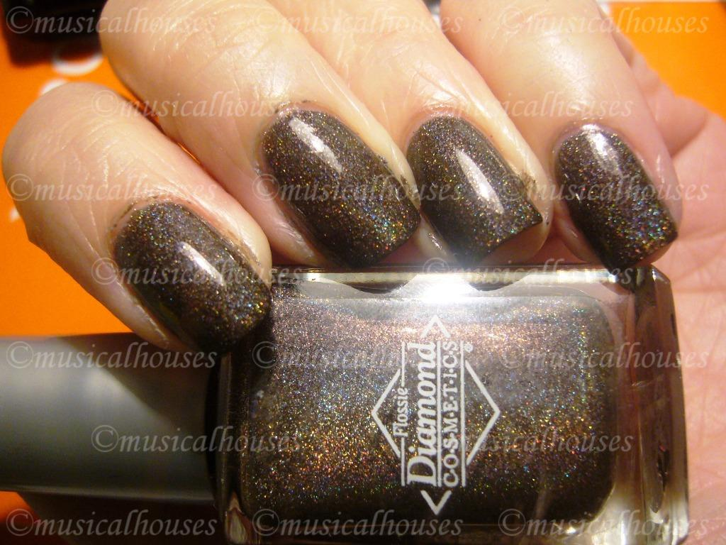 Diamond Cosmetics Chainmail Charm and Orly Foil FX Shine KOTD - of ...