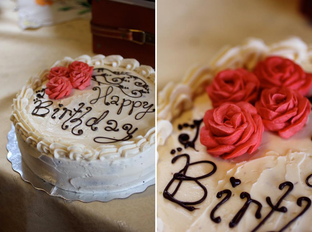Sweet Freedom: Cake Decorating: Birthday Cake (Buttercream ...