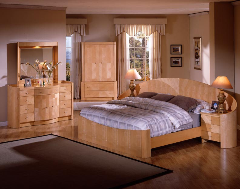 New Dream House Experience 2013: Bedroom Furniture