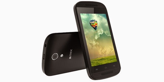 Intex Aqua T2 Cheapest Smartphone in India running on Android KitKat OS