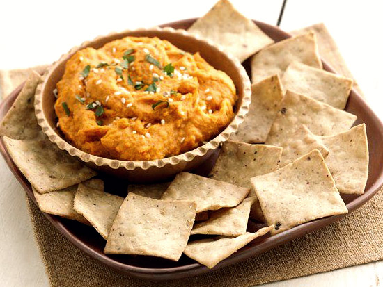 Sweet Potato Hummus Recipe - Peaks Coaching Group