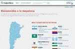 Mapas interactivos para viajar gratis y conocer más nuestro país