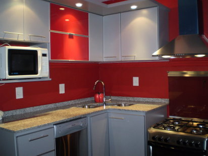 Remodelaciones cocina terrada remodelaci n for Bachas de cocina