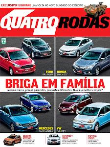 Revista Quatro Rodas – Novembro 2014 – Edição 663
