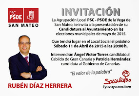 "PSOE-SAN MATEO-""yovoyconruben"""