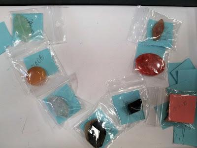 The elements necklace: jade, agate, quartz, semi-precious stones :: All Pretty Things