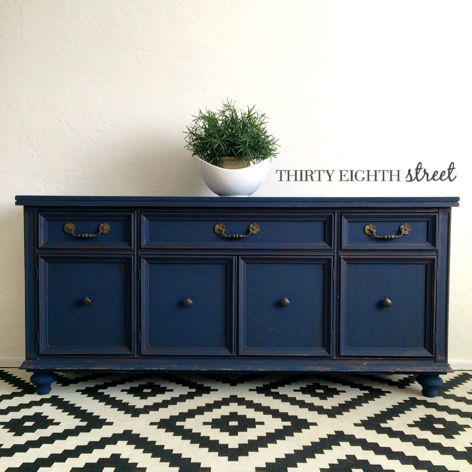 Creating Two Pieces Of Furniture From A Hutch The Donovan