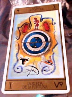La Rueda de la Fortuna- Dalí