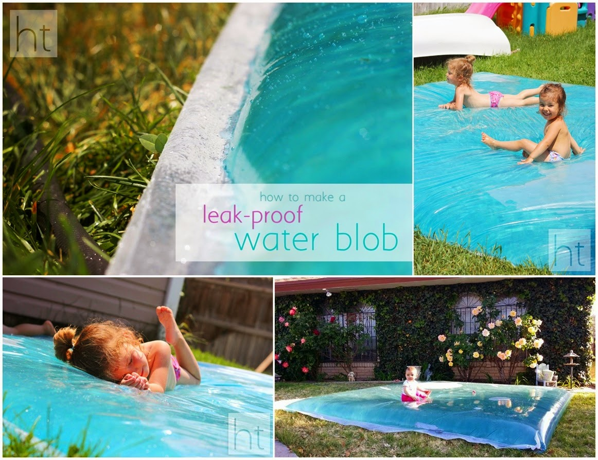 How to Make a Leak Proof Water Blob