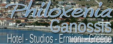 "HOTEL-STUDIOS ""GANOSIS"""